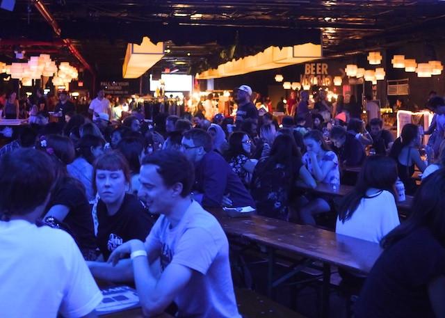 Brooklyn Night Bazaar: Food, Artisans, Music, Air Hockey and a Beer Hall! Event