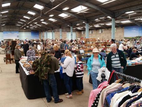 Guest Market: Wondering Through the Malvern Flea & Collectors Fair