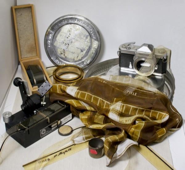 Matt's photography equipment for the Van Dyke Brown Technique