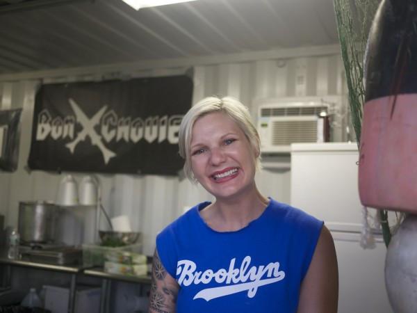 Bon Chovie Co-Owner Renae Holland