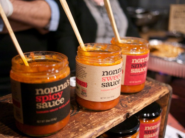 Artisanal Tomato Sauces from City Saucery