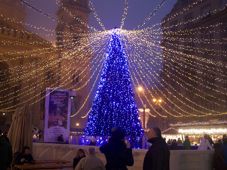 Guest Holiday Market: The Beautiful Christmas Markets of Budapest