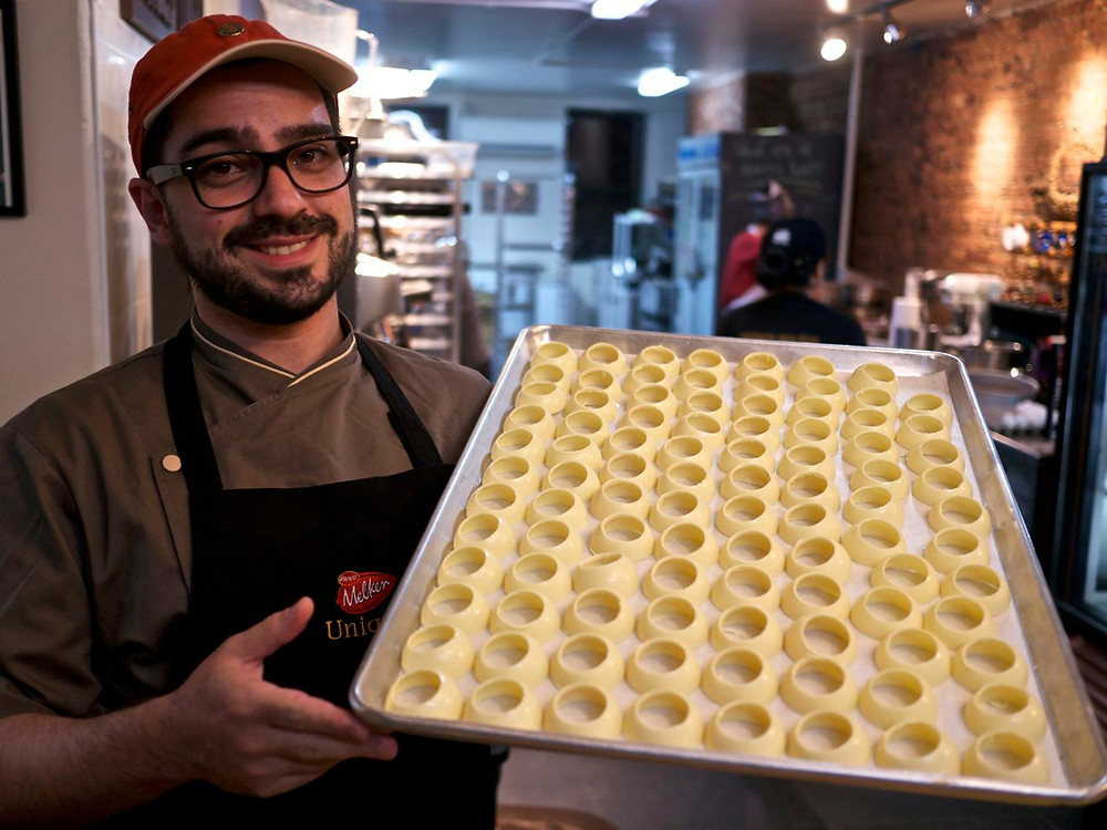 Brazil's Chef Lucas Corazzo, Visiting Vendor at Smorgasburg this weekend