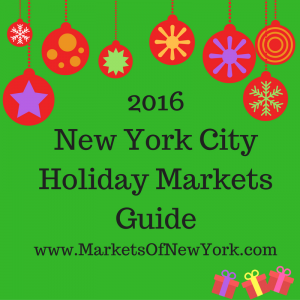 2018 Holiday Markets Guide