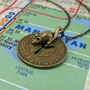 Adornments NYC New York Necklace