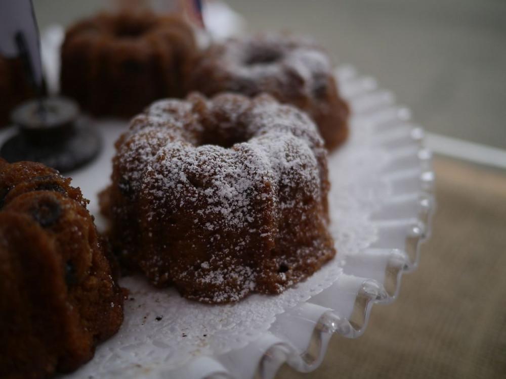 New Amsterdam Baking Co. Bourbon Cake