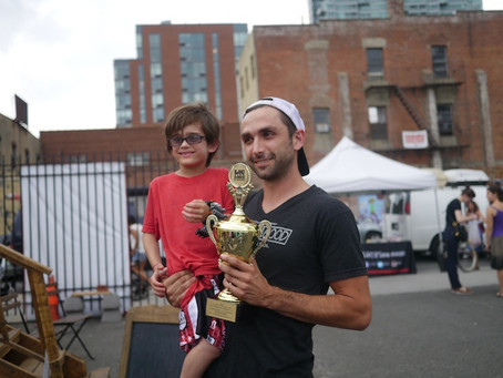 And the Winners of the LIC Flea First Annual Favorite Food Contest Are…