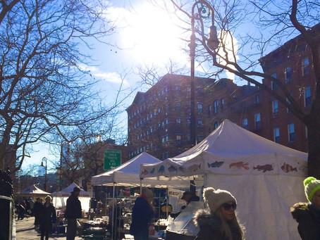 Weekend Market Picks January 31 – February 1, 2015: Wintery Markets