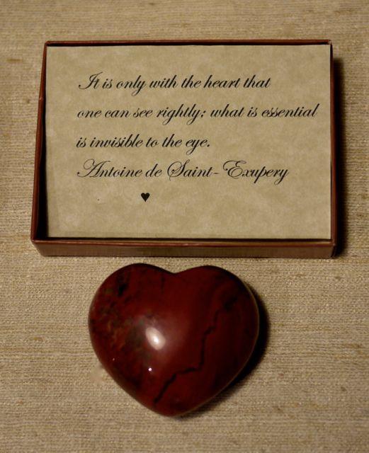 Grace Stones Heart