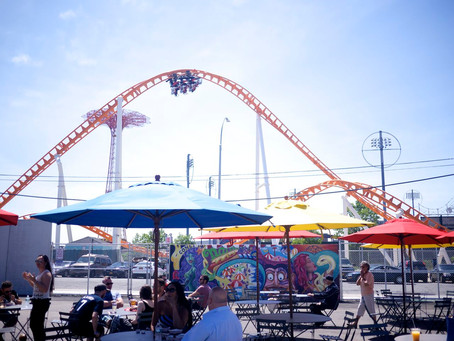 Eats At The Beach: Coney Smorgasburg