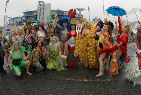 Calling all Mermaids: Your Parade Is This Weekend in Coney Island