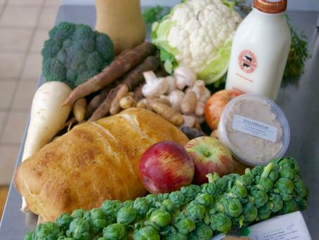 A Wintery Feast from the Greenmarkets