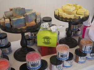 UR Bath & Body Handmade Soaps and Scrubs