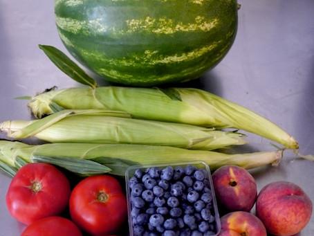 Weekend Market Picks August 16 & 17, 2014: Farmers Market Bounty