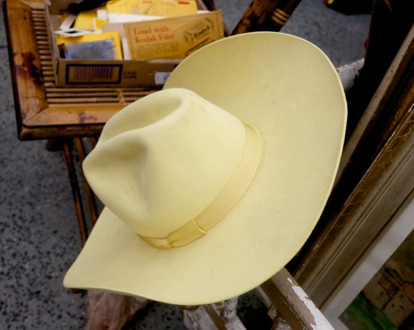 Who doesn't love an urban cowboy?