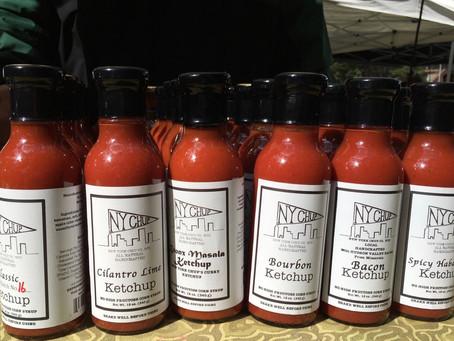 Weekend Market Picks October 24 & 25, 2015: NY Chup Small Batch Ketchup