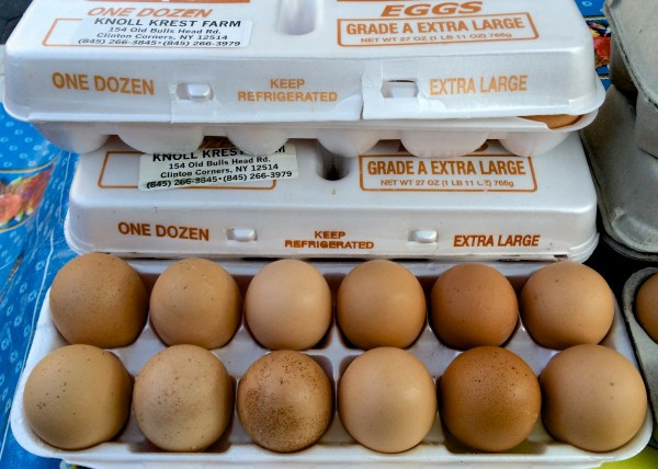 Knoll Krest Farm Fresh Eggs