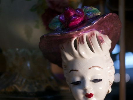 Abbottkinney At The Antiques Garage: Treasures Across The Ages