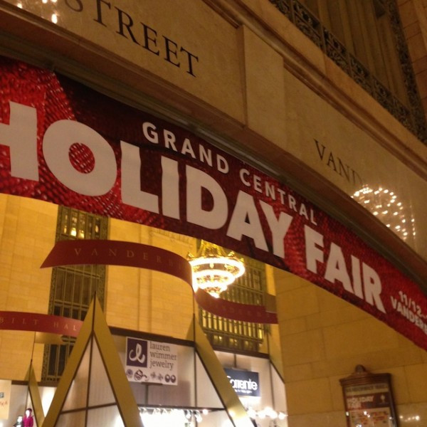 Grand Central Holiday Fair Casting Call