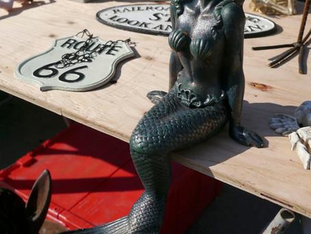 Mermaids in Manhattan
