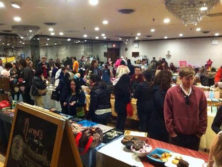Press Release: The Ridgewood Artisan and Vintage Market Opens In Queens