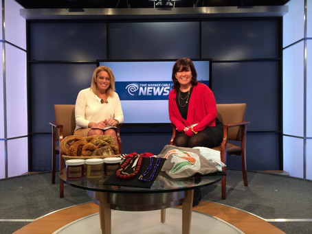 Look for the Holiday Markets Segment on NY1 This Weekend