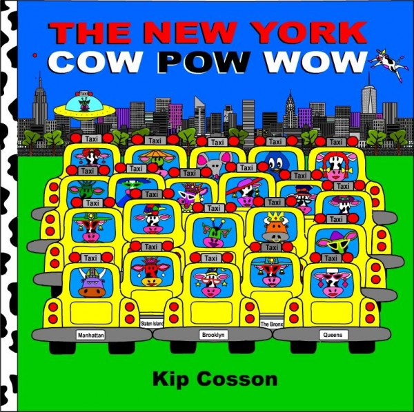 You have to read this hilarious new book by Kip Cosson