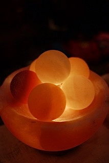 Photo of the Day for December 6, 2011 – Himalayan Rock Salt Lamps
