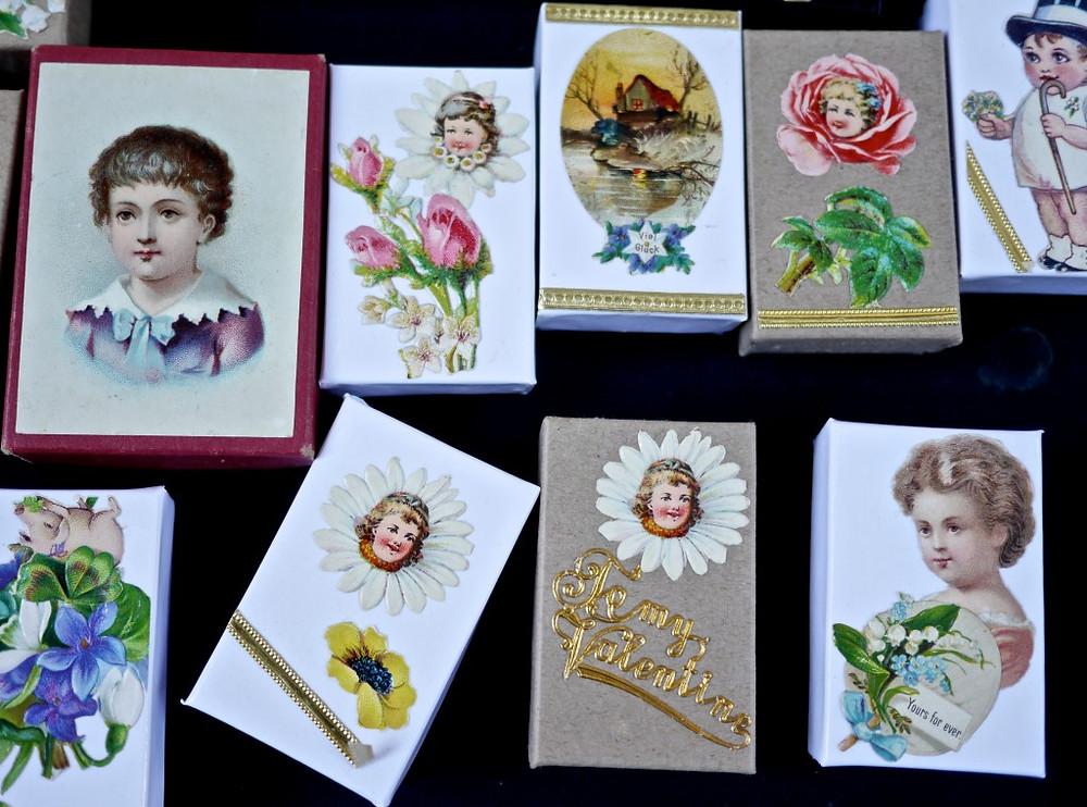 Geno Sartori's Jewelry Boxes