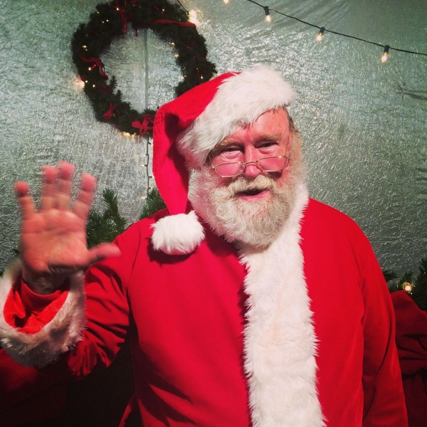 Meet the REAL Santa at the Brooklyn Artisans Market this weekend