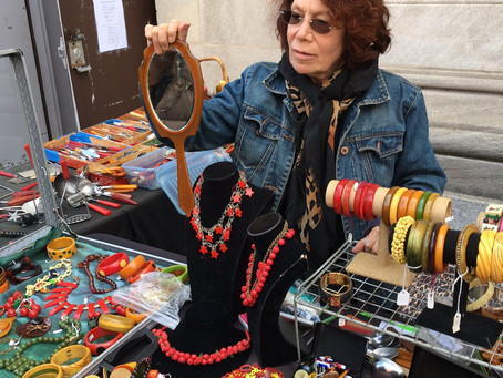Weekend Market Picks November 5 & 6, 2016: The Gift of Bakelite