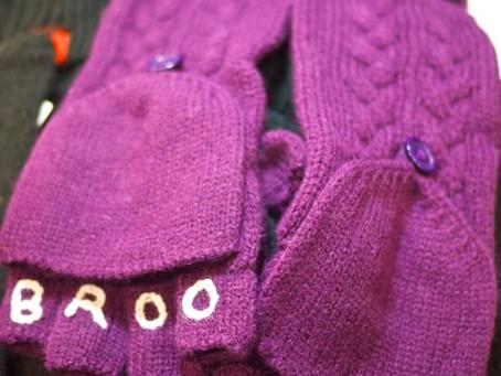 Weekend Market Picks Jan. 19 & 20, 2013: Father Panik Knuckle Tattoo Gloves