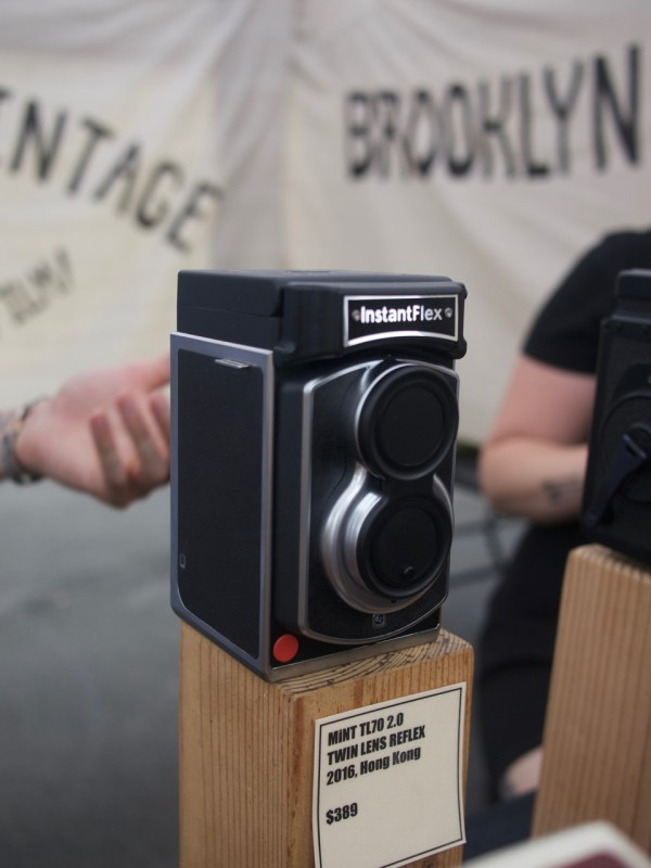 TL70 2,0 Twin Lens Reflex from Brooklyn Film Camera