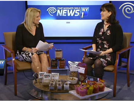 Did You See All The Amazing Food on NY1?