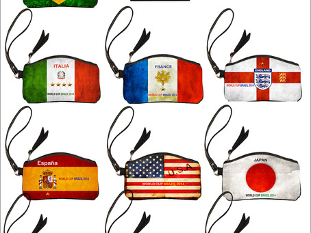 INSIDERS1: Support Your World Cup Team With Handmade Pride