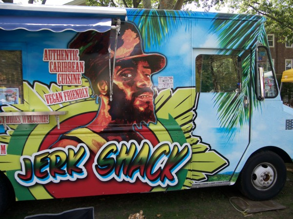 Jerk Shack Jamaican Food Truck at the 2016 Vendy Awards