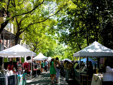 Weekend Market Picks May 31 – June 1, 2014: Crafts in Chelsea