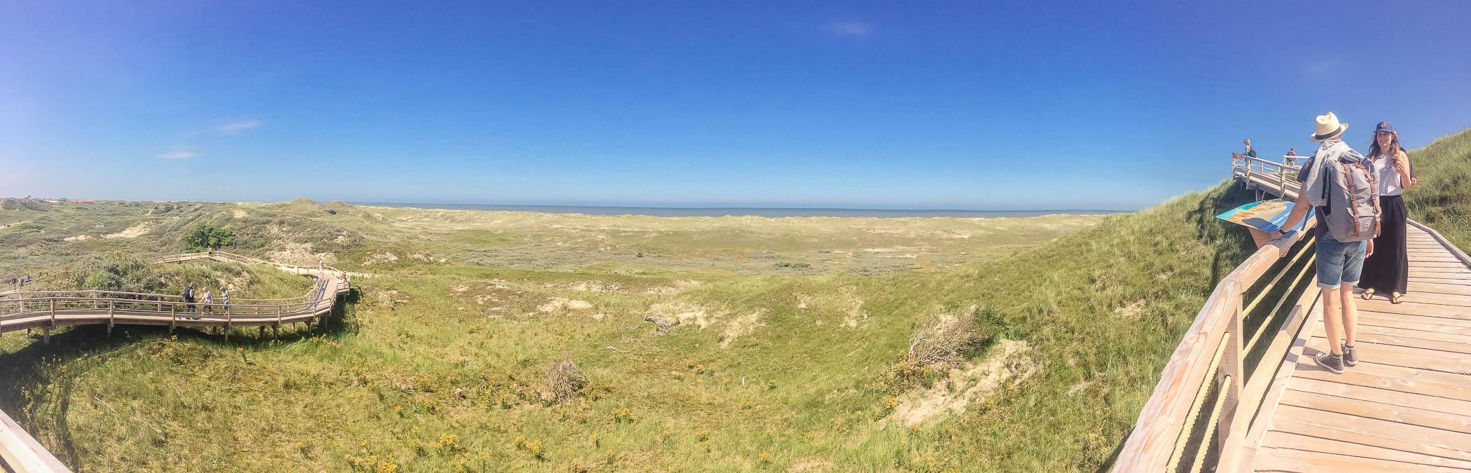 Aussicht Norderney