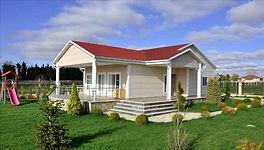 satılık prefabrik ev
