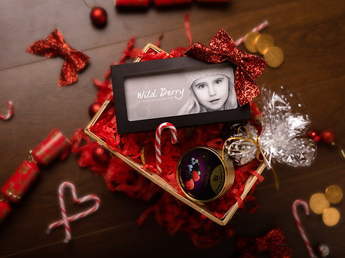 Christmas Hamper with Gift voucher