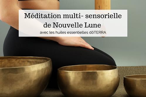 Billet Méditation Nouvelle-Lune