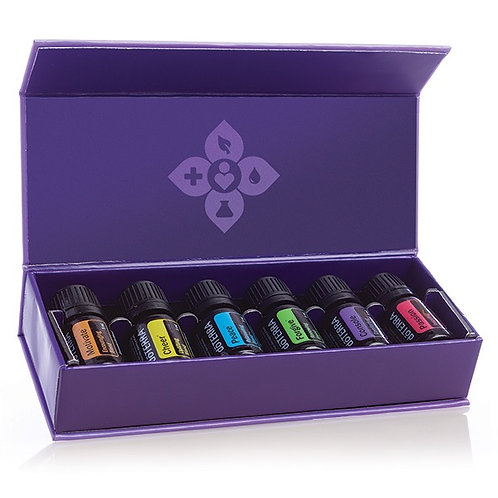 La collection doTERRA Essential Aromatics
