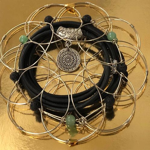 Mandala Arōma - AVENTURINE