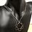 Thumbnail: Ensemble Lotus collier & boucles d'oreilles