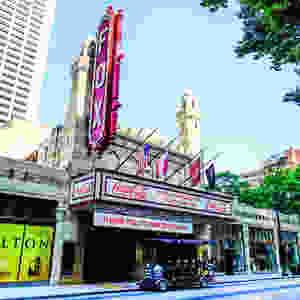 Fox Theatre Marquis