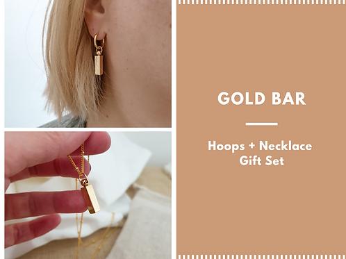 Gold Bar Gift Set