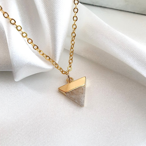 Labradorite Gemstone Necklace