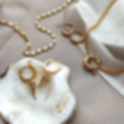 Minimal Gold Jewellery