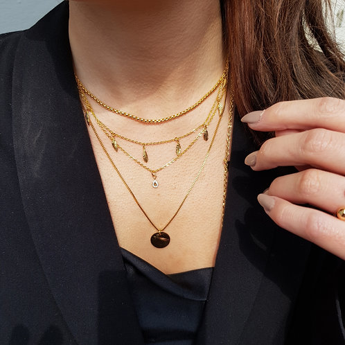 The Solve Layering Necklace