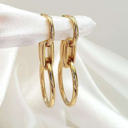 Ovalis Earrings